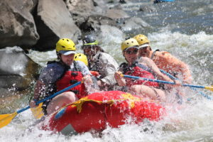 multi day rafting new mexico rio grande gorge