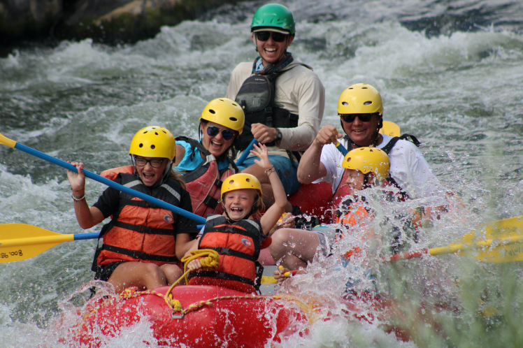 Group rafting trips in new mexico